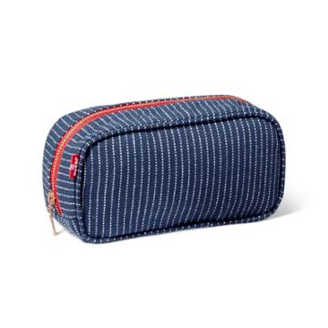 Small Striped Accessory Bag Navy - Levi's X Target