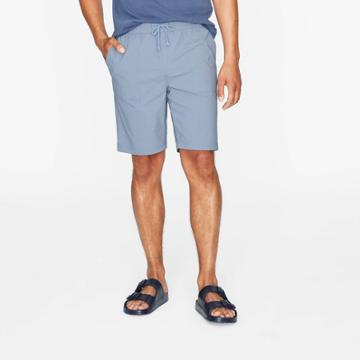 Men's 9 Utility Woven Pull-on Shorts - Goodfellow & Co Blue