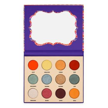 Cai Crown Jewel Eyeshadow Palette Royal Collection