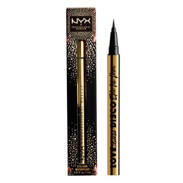Nyx Professional Makeup Holiday Love Lust Disco Epic Ink Eyeliner Limited Edition