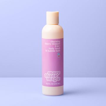 2-in-1 Body Wash & Bubble Bath - 8.11oz - More Than Magic Charming Cherry Blossom