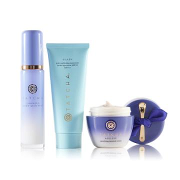 Tatcha Plump + Protect Trio