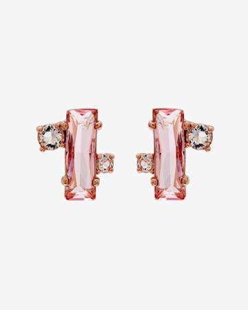 Ted Baker Crystal Baguette Earrings