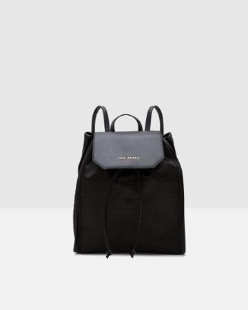 Ted Baker Exotic Detail Backpack