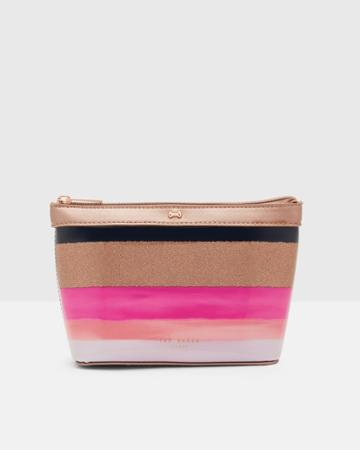 Ted Baker Marina Mosaic Small Cosmetic Bag