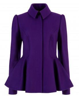 Ted Baker Sollel - Short Peplum Coat