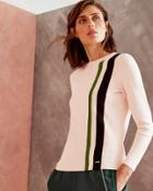 Ted Baker Knitted Striped Sweater