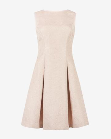 Ted Baker Jaquard Dress Shell