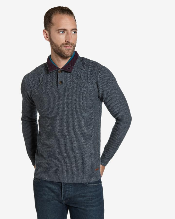 Ted Baker Funnel Neck Sweater