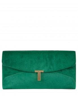Ted Baker Jamun - T Clasp Maxi Clutch