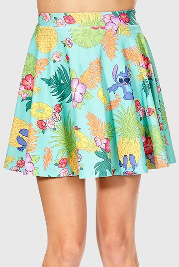 Teefury Pineapple 626 Skirt By Tomkurzanski Adult S T-shirts