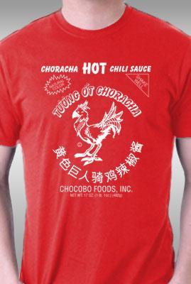 Teefury Choracha Hot Sauce By Blueswade