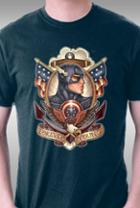 Teefury Forever Young By Timshumate