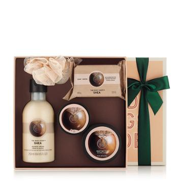 The Body Shop Shea Bath & Body Small Gift