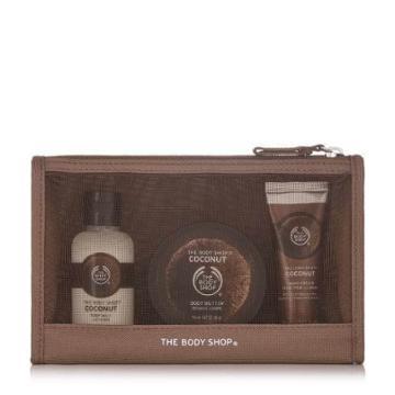 The Body Shop Coconut Delights Bag