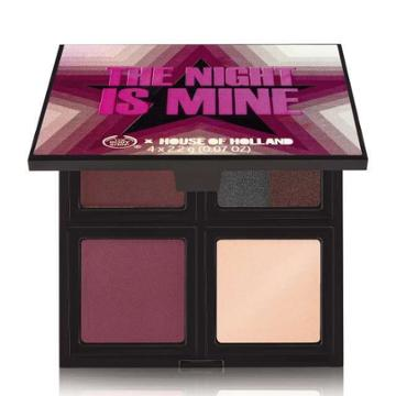The Body Shop The Night Is Mine Winter Trend Palette