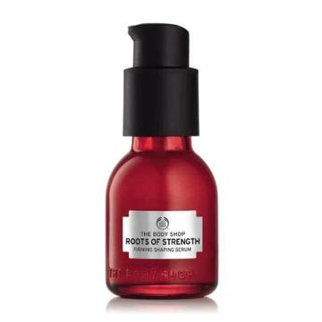 The Body Shop Roots Of Strength Firming Shaping Serum