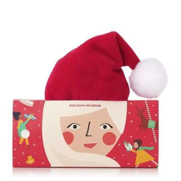 The Body Shop Ms. Santa Headband