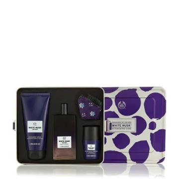 The Body Shop White Musk® For Men Fragrance Kit