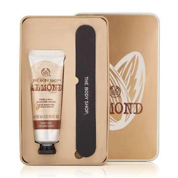 The Body Shop Almond Hand And Nail Set