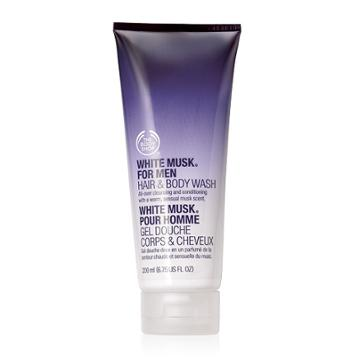 The Body Shop White Musk® For Men Hair And Body Wash