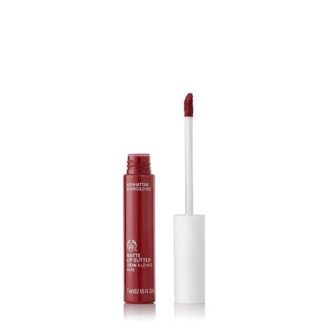 The Body Shop Matte Lip Butter
