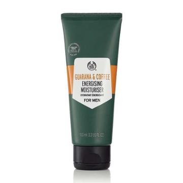 The Body Shop Guarana And Coffee Energizing Moisturizer For Men