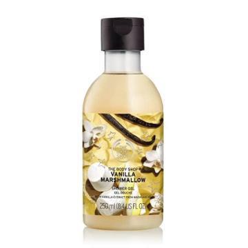The Body Shop Vanilla Marshmallow Shower Gel