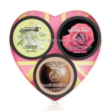 The Body Shop Mother's Day Body Butter Collection