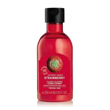 The Body Shop Strawberry Clearly Glossing Conditioner