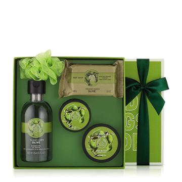 The Body Shop Olive Bath & Body Small Gift