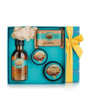 The Body Shop Wild Argan Oil Essential Selection