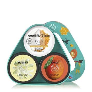The Body Shop Merry Treats Body Butter Trio