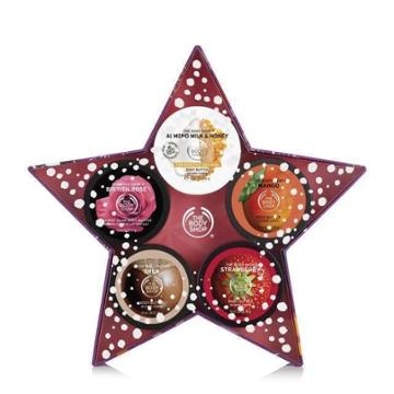 The Body Shop Body Butter Stars Of The Forest