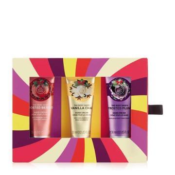 The Body Shop Seasonal Hand Cream Trio