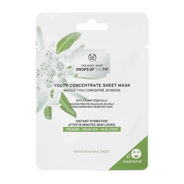 The Body Shop Drops Of Concentrate Sheet Mask