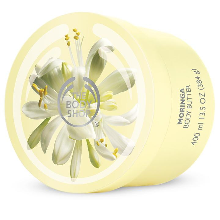 The Body Shop Mega Moringa Body Butter