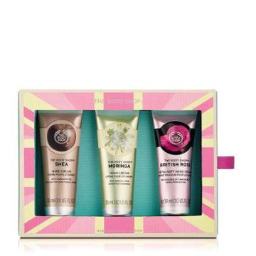 The Body Shop Mother's Day Hand Cream Collection