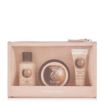 The Body Shop Shea Delights Bag