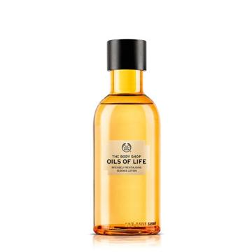 The Body Shop Oils Of Life Intensely Revitalizing Bi-phase Essence Lotion
