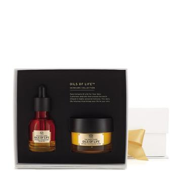 The Body Shop Oils Of Life Anti-aging Gift