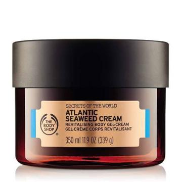 The Body Shop Secrets Of The World Atlantic Seaweed Cream