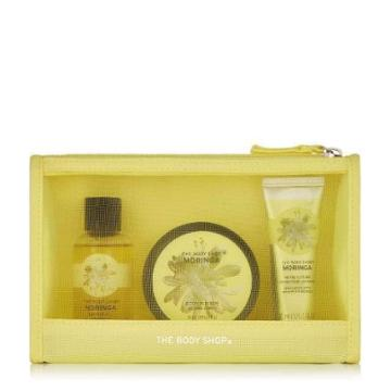 The Body Shop Moringa Delights Bag