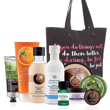 The Body Shop Black Friday Tote Bag