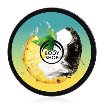 The Body Shop Limited Edition Piita Colada Body Butter