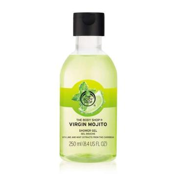 The Body Shop Virgin Mojito Shower Gel