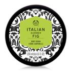 The Body Shop Italian Summer Fig Body Cream