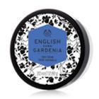 The Body Shop English Dawn Gardenia Body Cream