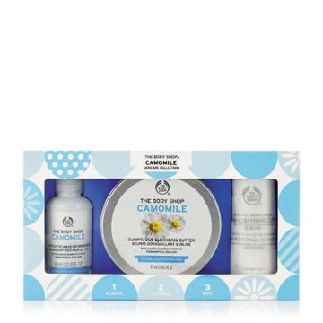 The Body Shop Camomile Makeup Removing Kit
