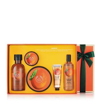 The Body Shop Mango Bath & Body Medium Gift